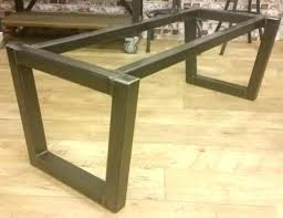 Wooden Base For Glass Dining Table Table Bases For Glass Top Moutard Co