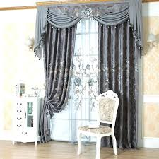 Yellow And Grey Curtain Panels Grey Window Curtains U2013 Teawing Co