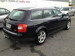 2007 audi a4 manual 2002 audi a4 avant cars for sale at feron motor court alexandra