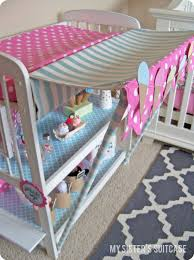 Repurpose Changing Table by From Changing Table To Ice Cream Parlor My Sister U0027s Suitcase