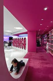 117 best barbie store is one images on pinterest barbie store barbie flagship store shanghai slade architecture click for more images