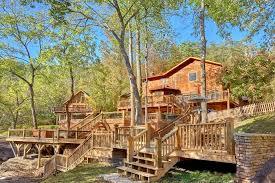 6 bedroom cabins in pigeon forge river adventure lodge pigeon forge cabin with swim spa