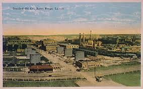 Landscaping Baton Rouge by Standard Oil Co Baton Rouge La U201421 Ca 1927