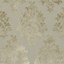 ivory upholstery fabric silver grey damask velvet fabric for furniture upholstery
