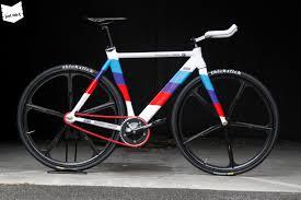 bmw bicycle logo australian shop creates custom m4 bike autoevolution