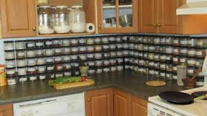 kitchen spice rack ideas unsurpassed counter spice rack ideas dazzling wall for kitchen