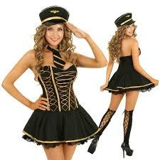 pilot halloween costumes airline pilot captain dress