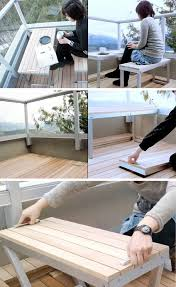 Outdoor Furniture Balcony by Make The Most Of Your Small Balcony U2013 Top 15 Accessories
