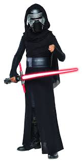 star wars costumes amazon com star wars the force awakens child u0027s deluxe kylo ren