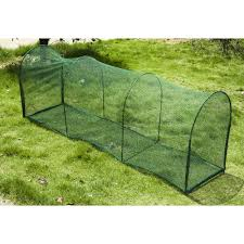 Netting For Patio by 6 U0027 Outdoor Cats Tunnel Portable Cat Net Enclosure Patio Deck