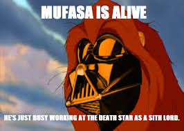 Mufasa Meme - darth mufasa meme by supermariojustin4 on deviantart