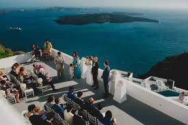 grace hotel santorini for a destination wedding