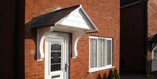 Glass Awnings For Doors Simple Front Door Awnings Ideas The Different Styles Of Awning