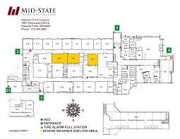 locations mid state technical college