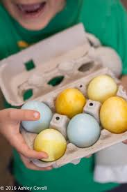 easter egg dye kits all food dyes cracked shell easter eggs big flavors
