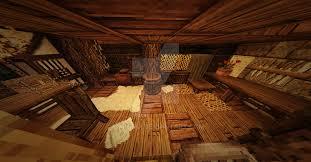 Minecraft Interior Design Minecraft Nordic House Interior Design 4 By Limvinci On Deviantart