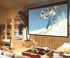 Retractable Projector Ceiling Mount by Make Any Room Your Home Theater Room With A Retractable Projection