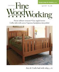beds finewoodworking