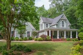 Victorian Homes For Sale by Lake Oconee Homes For Sale Victorian Farmhouse On 2 Ac Lake Access