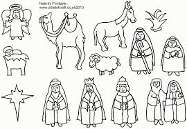 printable coloring pages nativity scenes new free printable nativity coloring pages printable coloring page