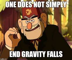 Stan Meme - one does not simply stan pines meme generator imgflip