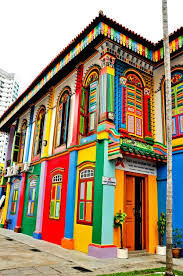 colorful building colorful building in little india singapore i m on instagram