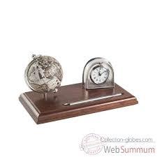 horloge de bureau achat de horloge sur collection globes