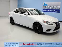 lexus is250 f sport houston lexus is 250 automatic in texas for sale used cars on buysellsearch