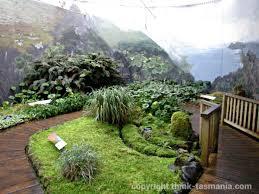 Botanic Gardens Hobart Hobart Subantarctic Plant House Think Tasmania