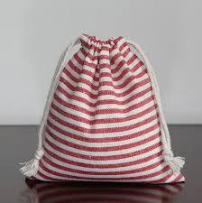 drawstring gift bags mediterranean zakka vintage burlap drawstring bags storage gift