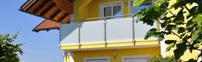 edelstahl balkon mit glas brenter balkone alu holz glas und edelstahlgeländer direkt