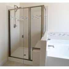 Replace Shower Door Installing Shower Door Hinges The Door Home Design