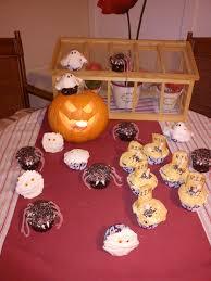 Cupcakes Decorados Halloween Natalia Y Sus Tartas