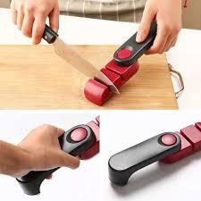 whetstone for kitchen knives abs whetstone kitchen knife sharpener folding non slip base two