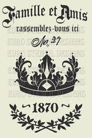 236 best french stencils images on pinterest drawings laurel