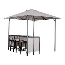 Patio Tent Gazebo by Aosom Outsunny Large Octagon 8 Wall Gazebo Canopy Tent