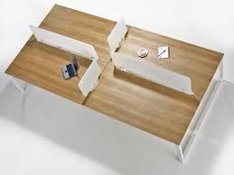 White Acrylic Desk by Edit Office Acrylic