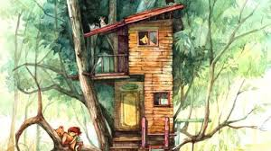 best tree houses tree house painting home painting ideas