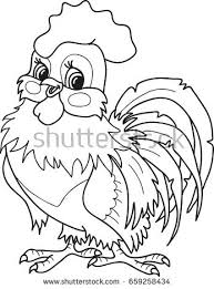 gamecock coloring pages smiling stock images royalty free images u0026 vectors