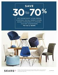 sears home decor canada sears flyer october 5 october 11 2017