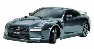 nissan gtr drift car amazon com tamiya 58455 1 10 nissan gt r drift spec toys u0026 games