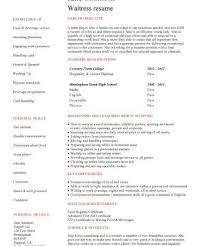 Restaurant Waitress Resume Sample by Ingenious Inspiration Ideas Waitress Resume Example 14 Waitress Cv
