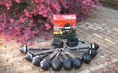 How To Do Landscape Lighting - how to install landscape lighting at the home depot