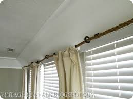 Unique Curtain Rods Ideas Blinds Boat Curtain Nautical Window Treatments Boat Decorating
