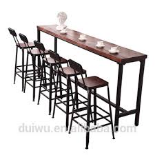 high table with bar stools wholesale industrial bar furniture wrought iron high tables and bar