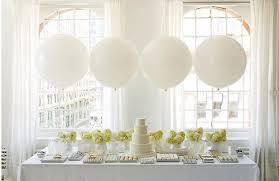 all white birthday ideas themes inspiration