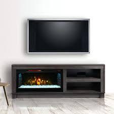 novara black electric fireplace media console brighton in coffee