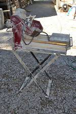MK Diamond Tile Saws