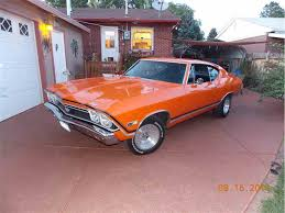 1968 Chevrolet Chevelle For Sale On Classiccars Com 62 Available