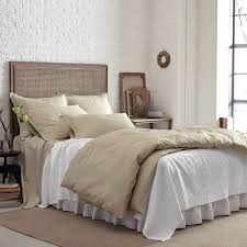 traditions linens bedding willow sheeting and duvet set